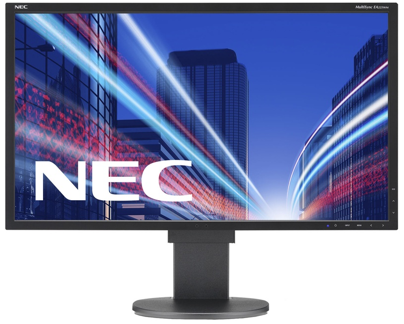 NEC EA223WM Black