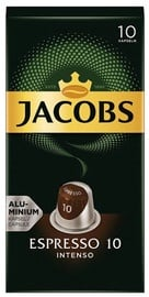 Jacobs Espresso 10 Intenso 10 Capsules