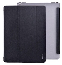 Devia Leather V2 Tablet Case for Apple iPad Pro 12.9 2018 Black