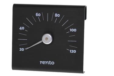 Sauna termomeeter Rento alumiinium tume