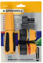 Greenmill Quick Connector Set 1/2 - 3/4 GB1625C