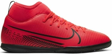 Nike Mercurial Superfly 7 Club IC JR AT8153 606 Laser Crimson 34