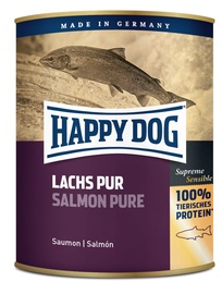 Happy Dog Salmon Pure Wet Dog Food 750g