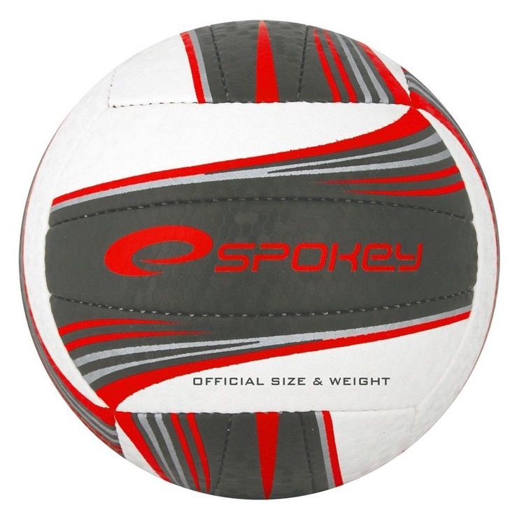 Spokey Volleyball Gravel II Gray