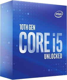 Процессор Intel® Core™ i5-10600KF 4.1GHz 12MB BX8070110600KF