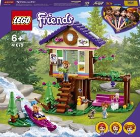 Konstruktor LEGO Friends Forest House 41679, 326 tk