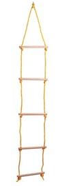 Woodyland Wooden Rope Ladder 190cm 90124