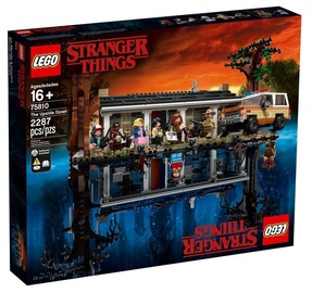 Konstruktor LEGO®Stranger Things 75810 Pea alaspidi