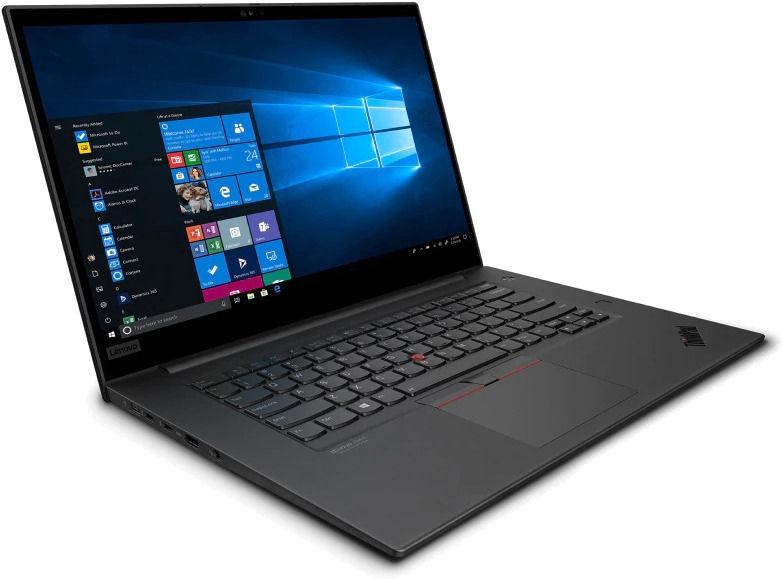 Lenovo ThinkPad P1 Gen 3 Black 20TH0014MH PL
