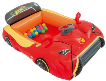 Bestway Hot Wheels Inflatable Car Ball Pit 93404