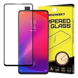 Wozinsky Full Glue Super Tough Screen Protector Full Coveraged For Xiaomi Mi 9T Pro/Mi 9T Black