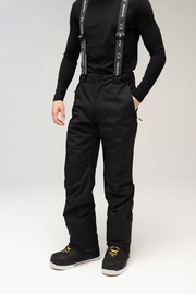 Audimas Ski Pants Black 1-176/L