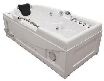 SN Bath M1634 170x85x59cm White