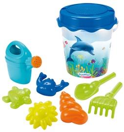 Liivakasti mänguasjade komplekt Ecoiffier Dolphin