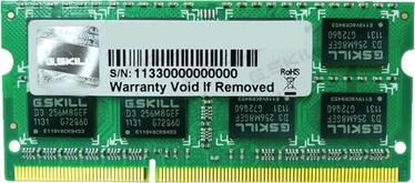 Operatiivmälu (RAM) G.SKILL FA-8500CL7S-4GBSQ DDR3 4 GB