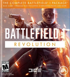 Battlefield 1 Revolution incl. Premium Pass PC