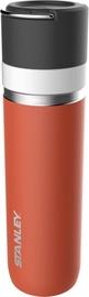 Stanley Go Series Ceramivac Vacuum Thermos 0.7l Light Red
