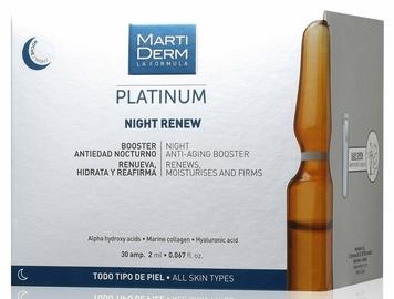 Martiderm Platinum Night Renew Ampoules 30x2ml