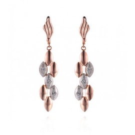 Vincento Earrings With Zirconium CE-1327
