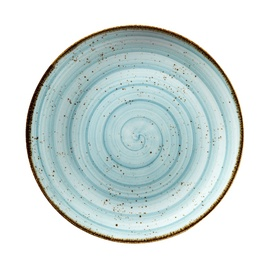 Kutahya Porselen Corendon Blue Dessert Plate 19cm