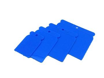 Pahtlilabidate komplekt, sinine, 4 tk