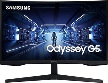 Монитор Samsung C27G54TQWU, 27″, 1 ms