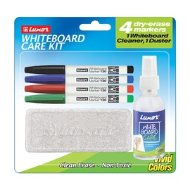Luxor Write Board Care Kit 3640/6CS