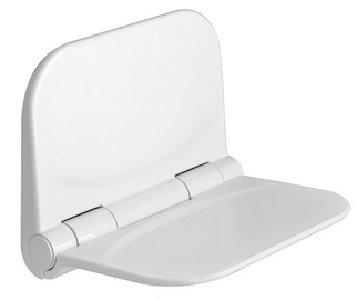 Gedy Dino Tilt-Up Shower Seat DI82 White