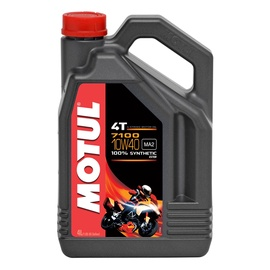 Motul 7100 4T Engine Oil 10W40 4l