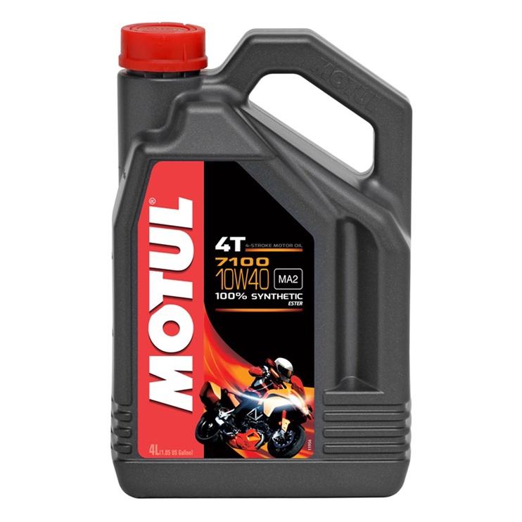 MOOTORIÕLI MOTO MOTUL  7100 10W40 4L