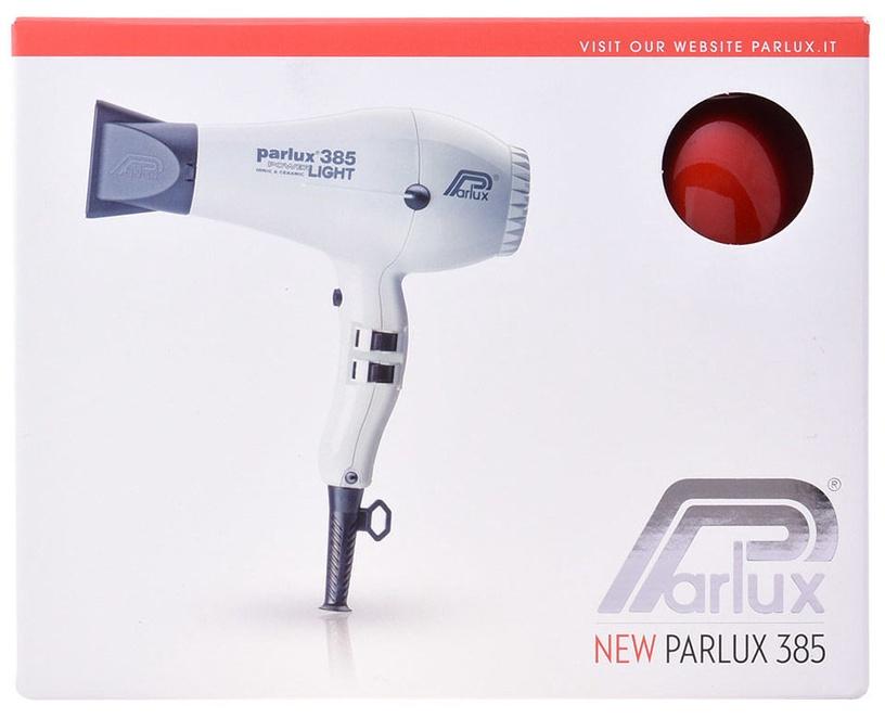 Parlux Hair Dryer 385 Power Light Red