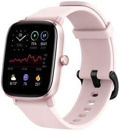 Умные часы Amazfit AMAZFIT GTS 2 MINI Flamingo Pink, розовый