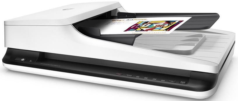 Skanner HP ScanJet Pro 2500 f1