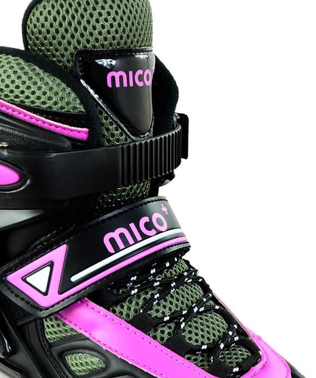 Rulluisud Mico Plus PW 125C Ghost Girl Black/Pink, 40-43