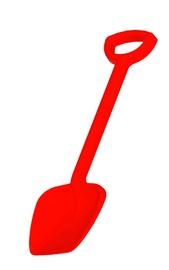 Toy Shovel LD Red