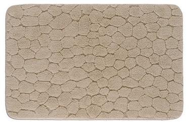 Gedy Klimt Bath Mat 80x50cm Beige