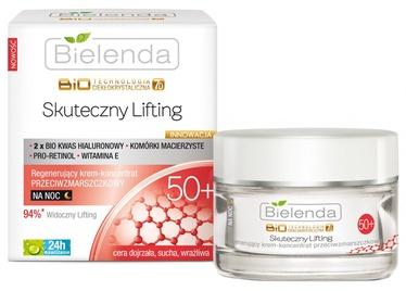Bielenda Biotech 7D Effective Lifting Night Cream 50+ 50ml