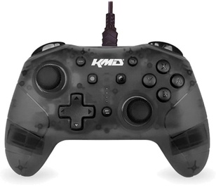 KMD Wired Pro Controller with Turbo Black