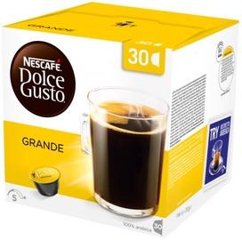 Kohvikapslid Nescafe Dolce Gusto Grande, 30 tk.