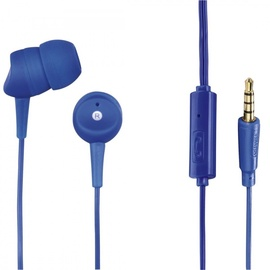 Hama Basic4Phone In-Ear Earphones Blue