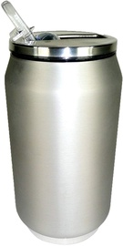 Yoko Design Isotherm Tin Can 0.28l Soft Touch Silver