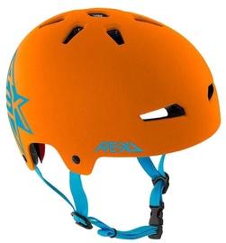 Rekd Elite Icon L Orange/Blue