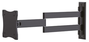 NewStar Wall Mount For LED/LCD 10-24'' Black