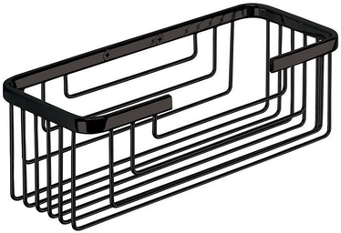 Gedy Bathroom Shelf Black 2419-14