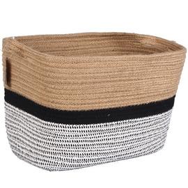 4Living Oval Basket 34x28x24cm