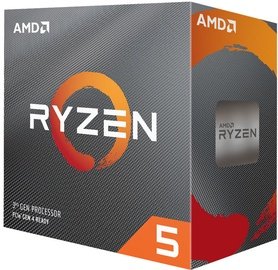 Процессор AMD Ryzen 5 3600 3.6GHz 32MB BOX 100-100000031BOX, 3.6ГГц, AM4, 32МБ
