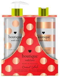 Grace Cole Kit For The Care Of Hands & Body Duo 500ml Coconut