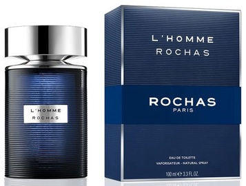 Parfüümid Rochas L'Homme Rochas 100ml EDT