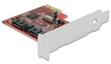 Delock PCI Express Card / 2 x Internal SATA