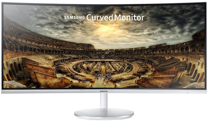 Монитор Samsung C34F791, 34″, 4 ms